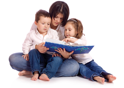 Family That Reads Together...