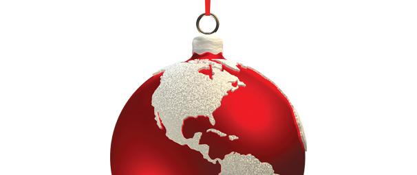 World Christmas Ornaments Woestenhoeve