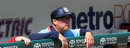 The New Boss Hog: An interview with Iron Pigs Manager, Dave Brundage