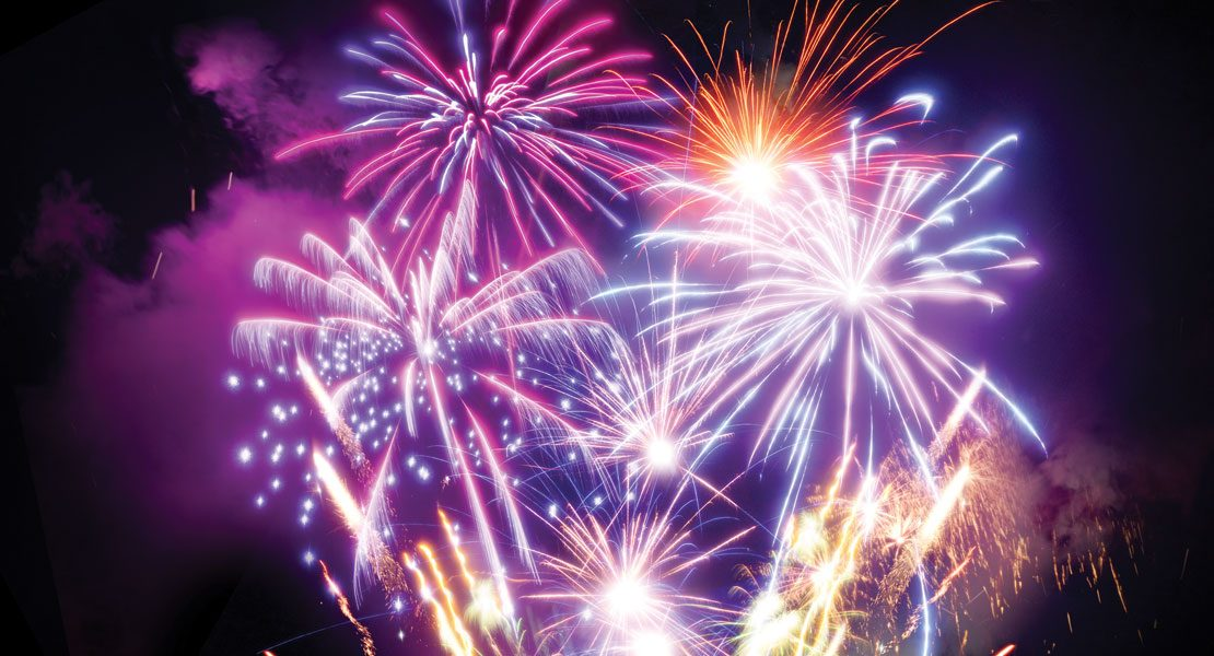 Fireworks: A Piece of Pyrotechnic History