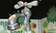 Grossology at Da Vinci Science Center