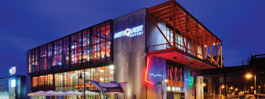 What's New at Artsquest?