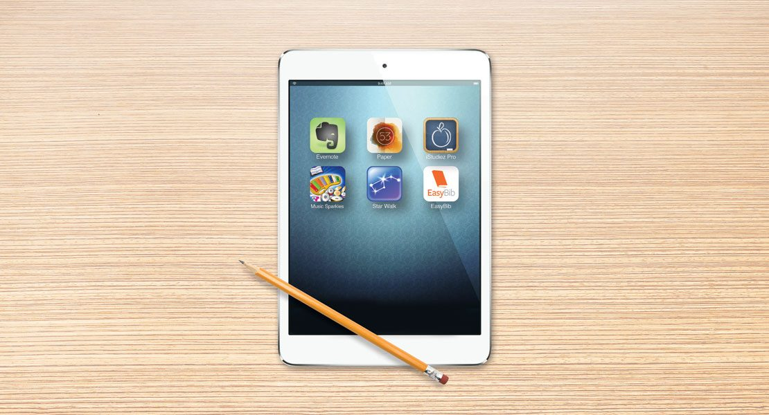 Tablet Tools: Good Apps for Students