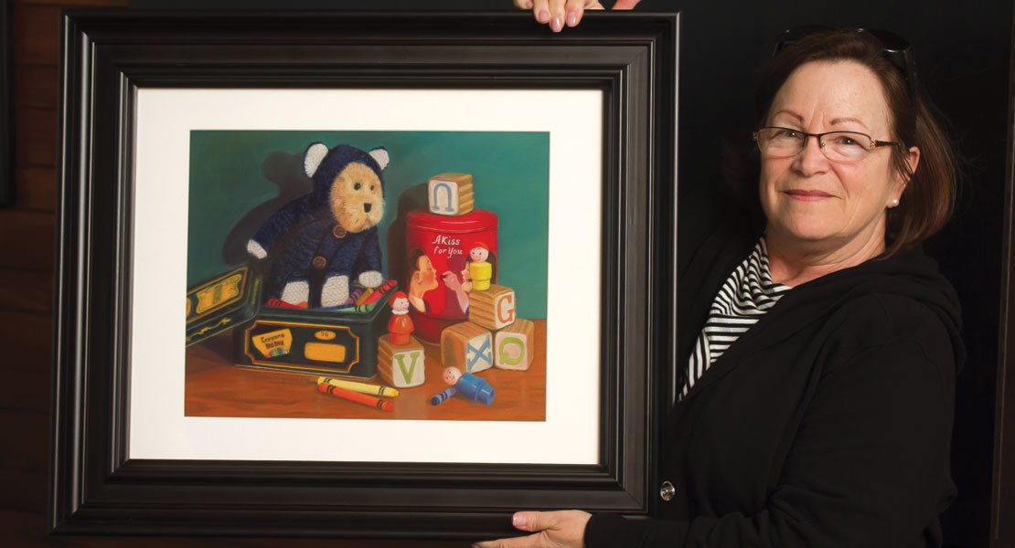 From Accountant  to Artist: Jacqueline Meyerson