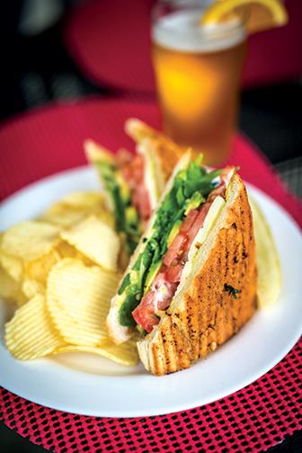 Apollo Grill Sandwich