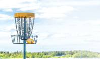 Discovering  Disc Golf