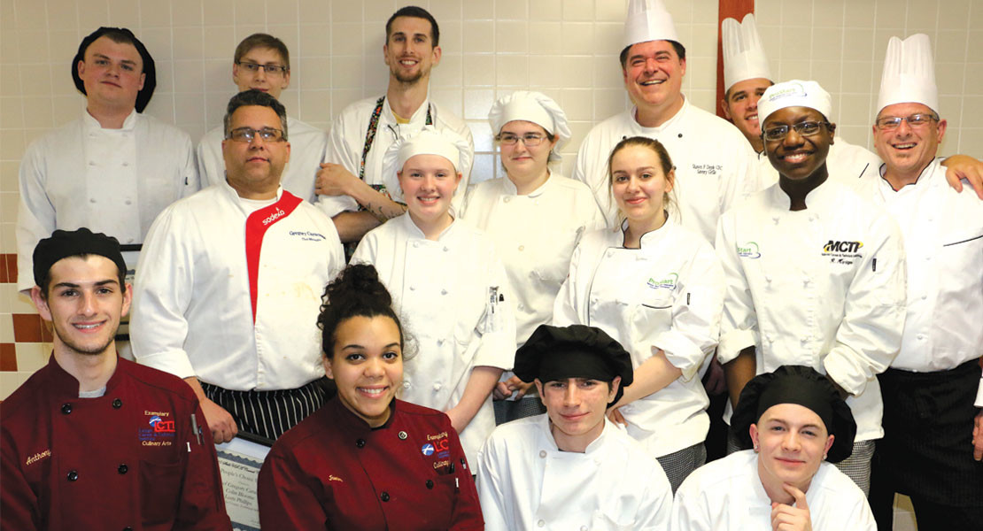 In the Kitchen with SkillsUSA