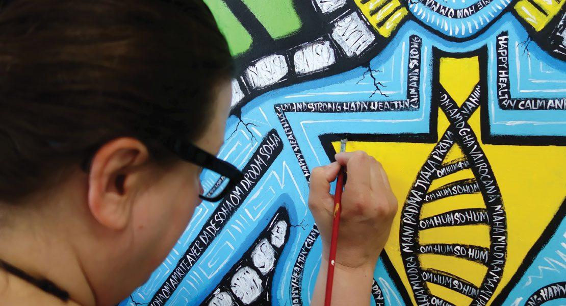 Stephanie Smith: Visionary Artist in Progress