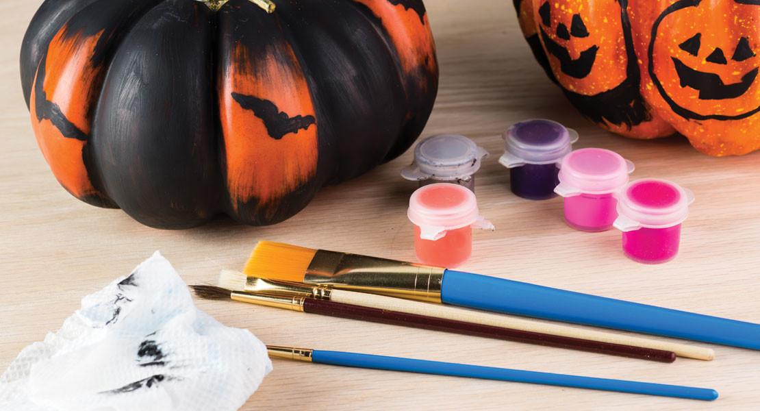 Pumpkin Mania: 13 Unique Pumpkin Decorating Ideas
