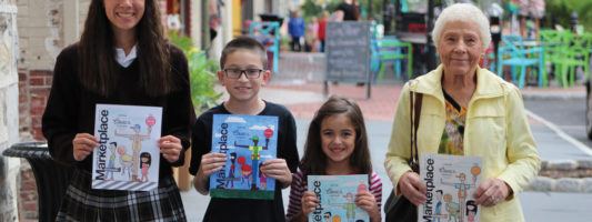 2016 Color the Cover Contest Winners