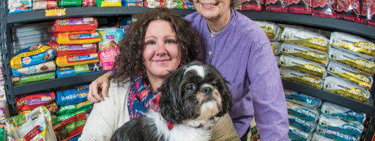 A Food Bank For Fido