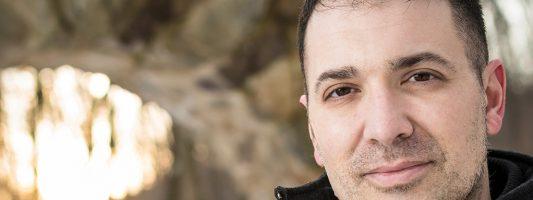 Take 5 with Author John Consalvo