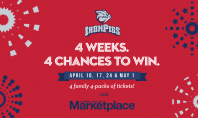 IronPigs Family 4-Pack Giveaway