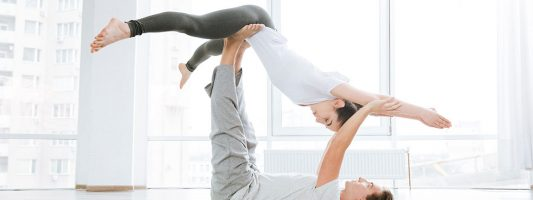 3 Benefits of Partner Yoga