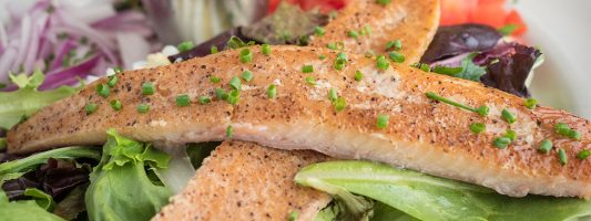 Heart Healthy Tilapia