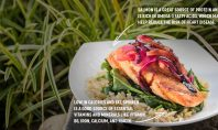 Grilled Salmon – Spinnerstown Hotel