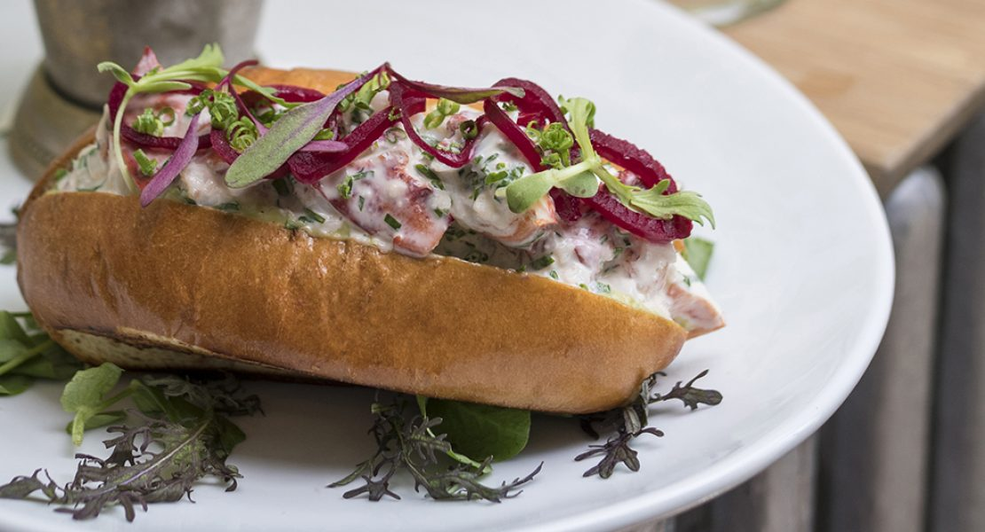 Best I Ever Had: Bolete Lobster Roll