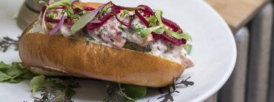 Best I Ever Had: Bolete Lobster Roll