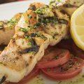 Seafood Spiedini