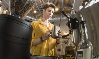 Day in the Life of Coffee Roaster Matt Adams of Backyard Beans Coffee Company