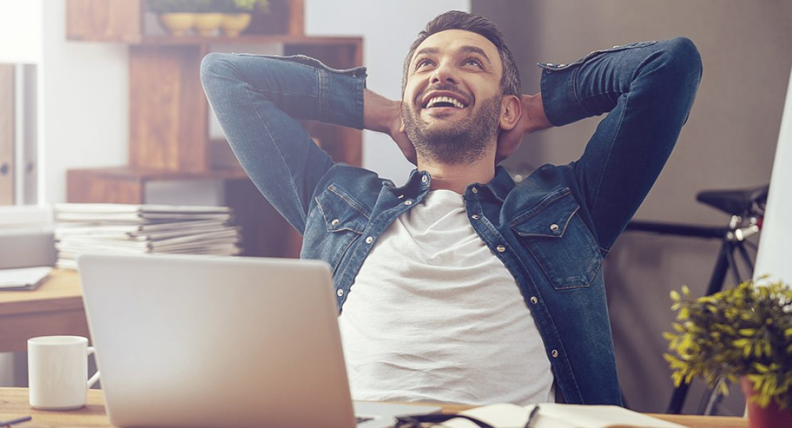 4 Ways to Be Healthier and Happier at work