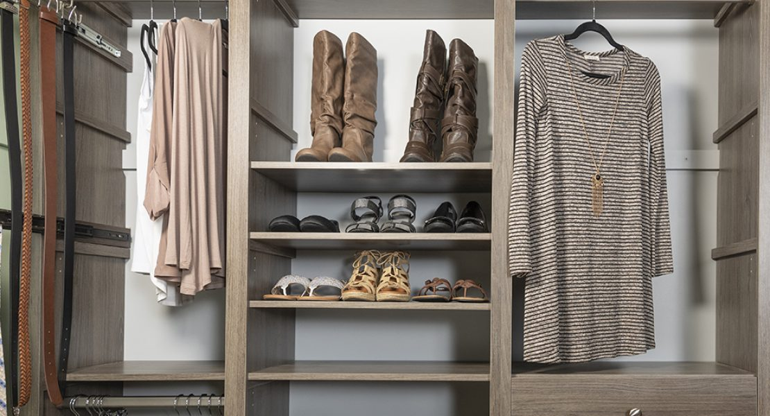 Organize Your Closet and Your Life