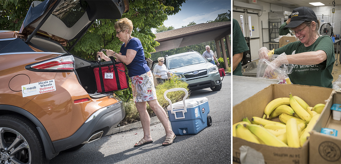 meals on wheels photos