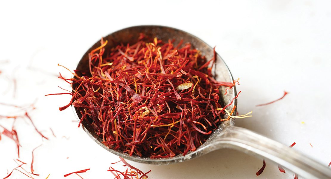 The Timeless Allure of Saffron