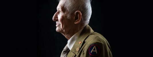 A Veteran of War and Peace: Chester Westgate