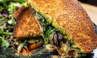 Best I Ever Had: Garden Herb Grilled Cheese at Barn (House & Barn)