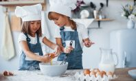 What's Cracking with the Young Chefs Academy