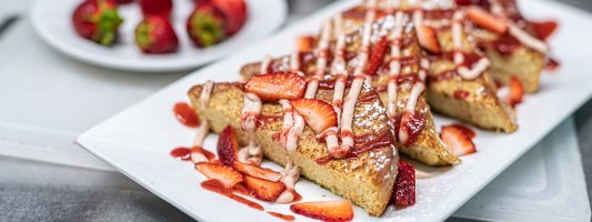 Best I Ever Had: Strawberry Dream French Toast