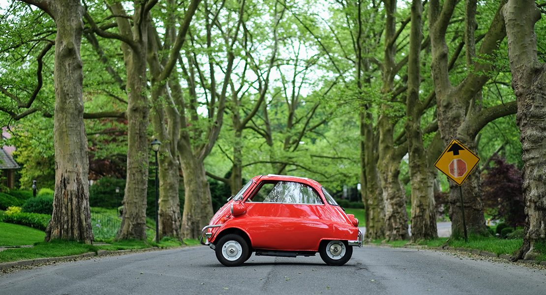 Great Classic Cars: 1957 BMW Isetta