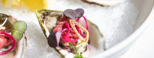 Best I Ever Had: Surf & Turf Oysters at Bolete