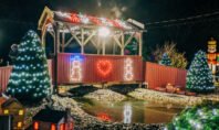 Growing up an Elf in Christmas Village