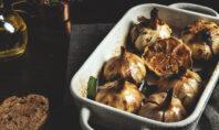 Roasting Garlic for the Holidays