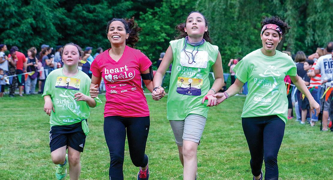 The Ripple Effect: Girls on the Run