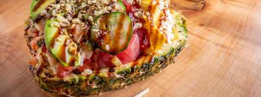 Best I Ever Had: Pineapple Poke Bowl