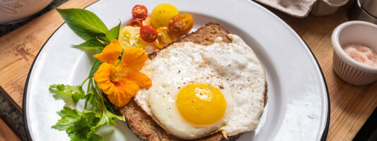 Cooking 101: How to Fry an Egg